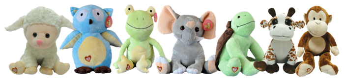 heartbeat animals selection
