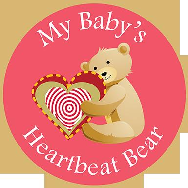my baby's heartbeat bear retailer in jacksonville